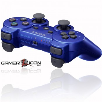 PS3 Rapid Fire Controller blue