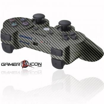 PS3 Rapid Fire Controller carbon fiber
