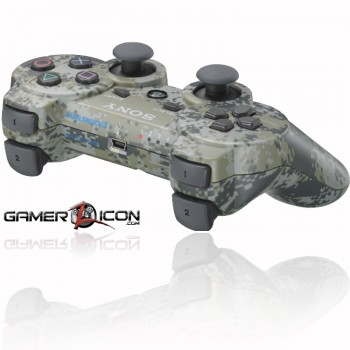 PS3 Rapid Fire Controller urban camo