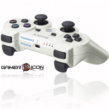 PS3 Rapid Fire Controller white