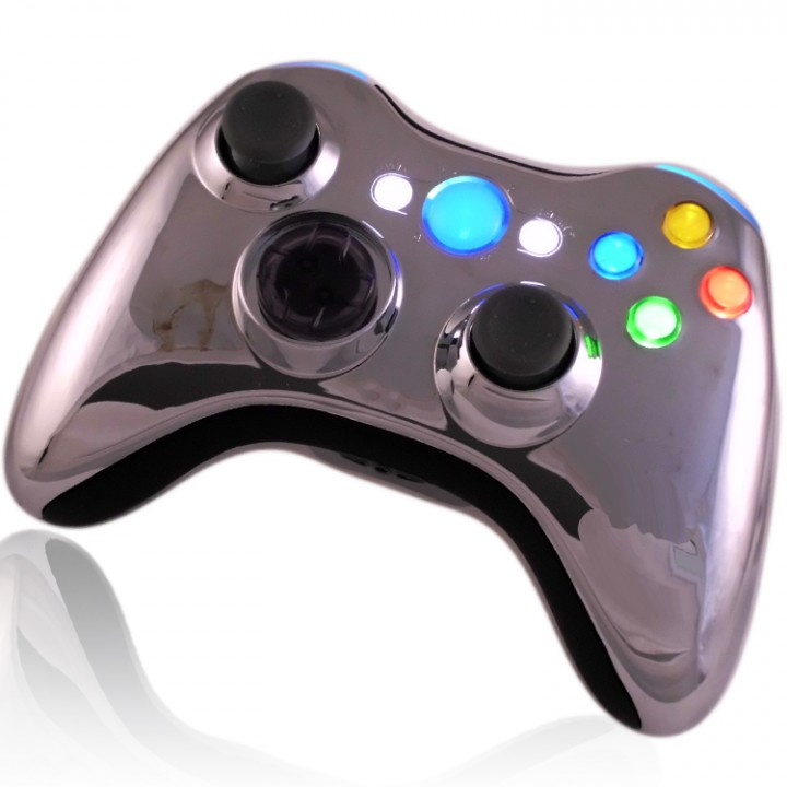 Chrome Blue XCM Controller