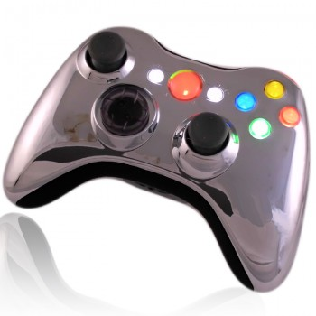 Chrome Red XCM Controller