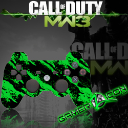 PS3 Modded Controller For MW3