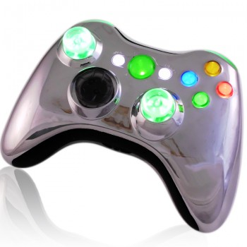 XCM Chrome Green Controller