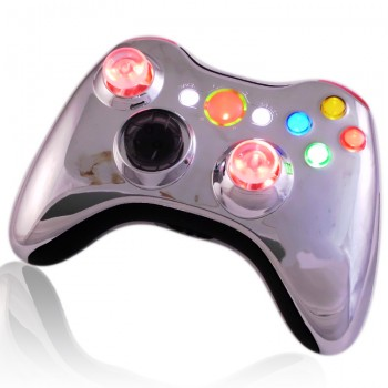 XCM Chrome Red Controller