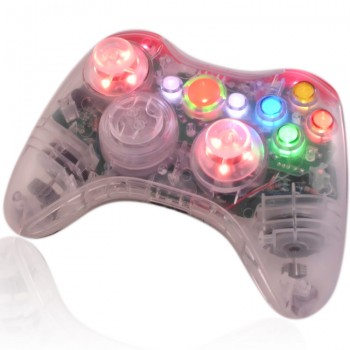 XCM Crystal Red controller