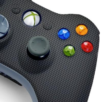 Xbox 360 Carbon Fiber Modded Controller
