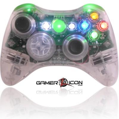 Xbox 360 Crystal Controller