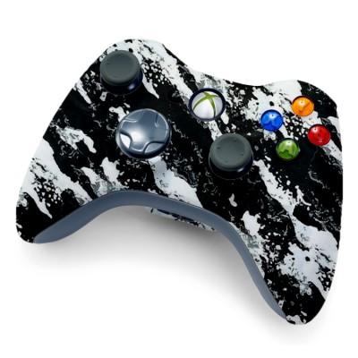 Xbox 360 Savage White Controller