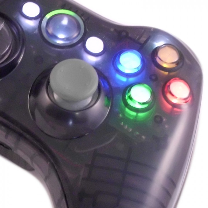 Xbox Smoke Modded Controller