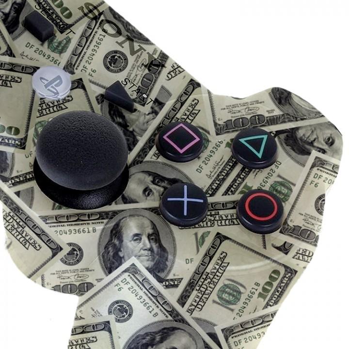 PS3 100 Dollar Controller