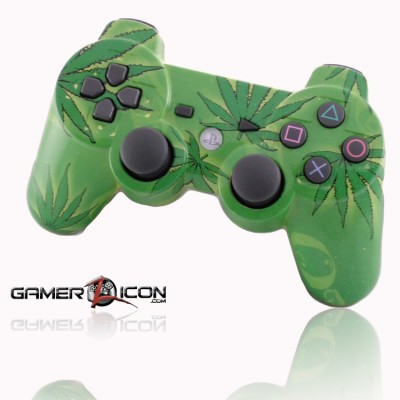 PS3 420 Smokers Delight rapid fire controller