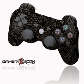 PS3 Dark Snake Skin rapid fire controller