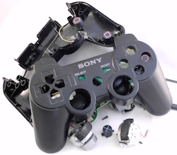 PS3 Modded Controller Broken