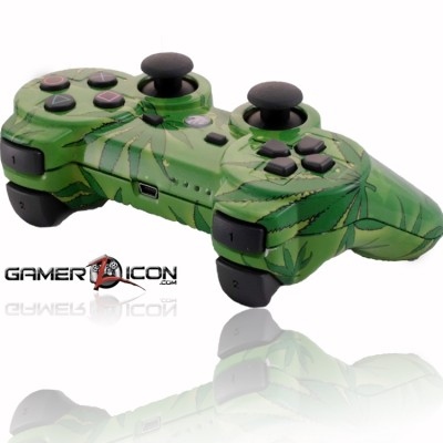 PS3 Rapid Fire Controller 420 Smokers Delight