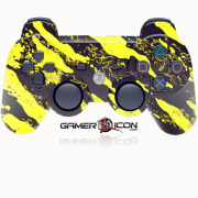 PS3 Savage Yellow