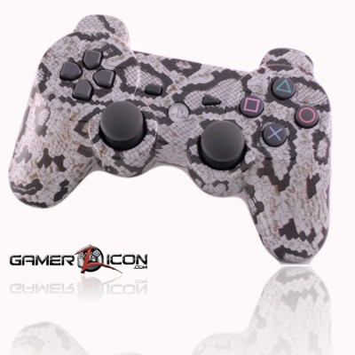 PS3 Snake Skin rapid fire controller