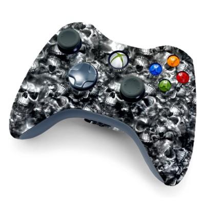Xbox dark skull controller