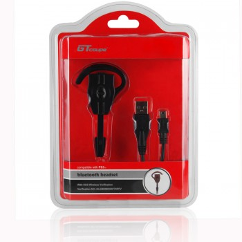 PS3 Bluetooth Headset GT Coupe