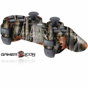 PS3 Deep Woods Modded Controller