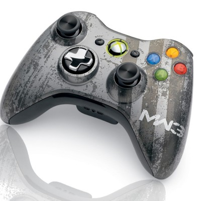 Xbox 360 MW3 rapid fire controller