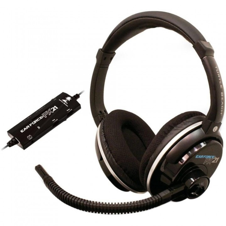 Turtle Beach Ear Force PX21 Wired Headset
