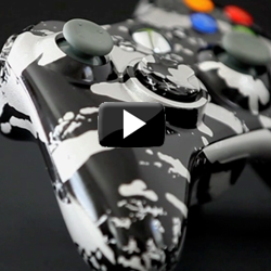 Xbox 360 Modded Controller Product Videos
