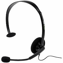 Xbox 360 Wired Headset Black