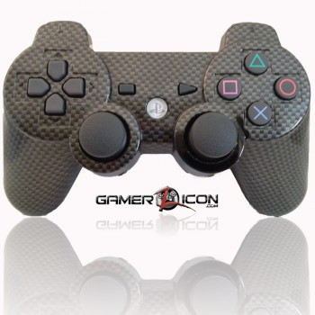PS3 Elite Carbon Fiber Modded Controller