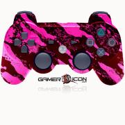 PS3 Savage Pink