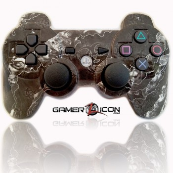 PS3 Zombies Modded Controller