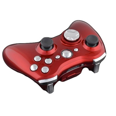 Xbox 360 Polished Red Rapid Fire Controller