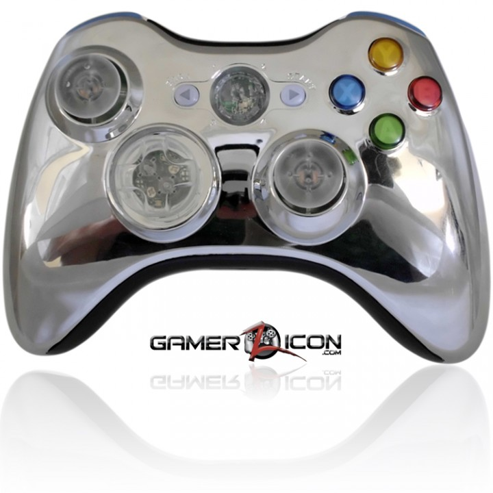 Xbox 360 XCM X1 Modded Controller