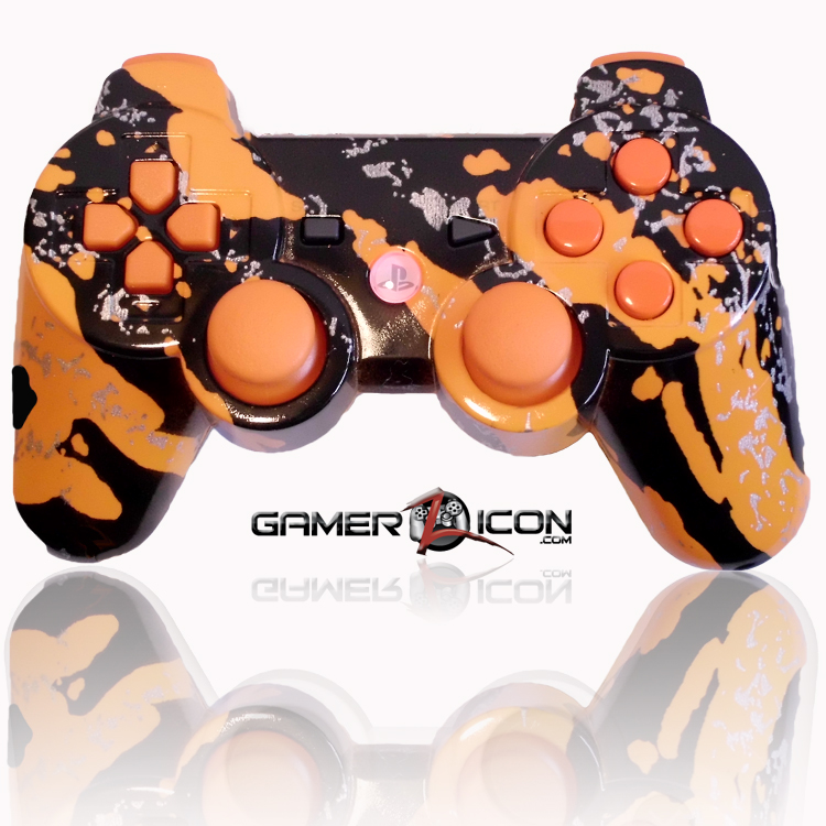 PS3 Modded Black Ops 2 Modded Controller