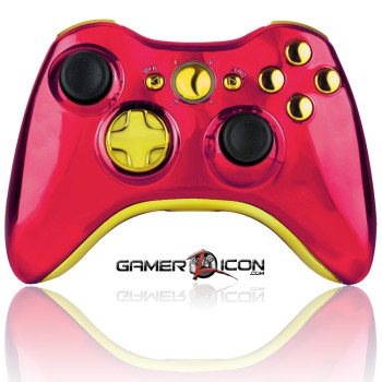 Xbox 360 Iron Man Raptorfire