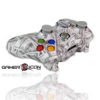 Xbox 360 Bling Money Controller