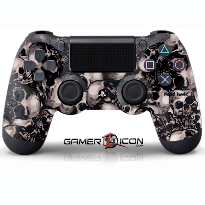 Black Shadow Dead Hedz Controller