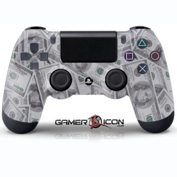 PS4 100 Dollar Bling Controller