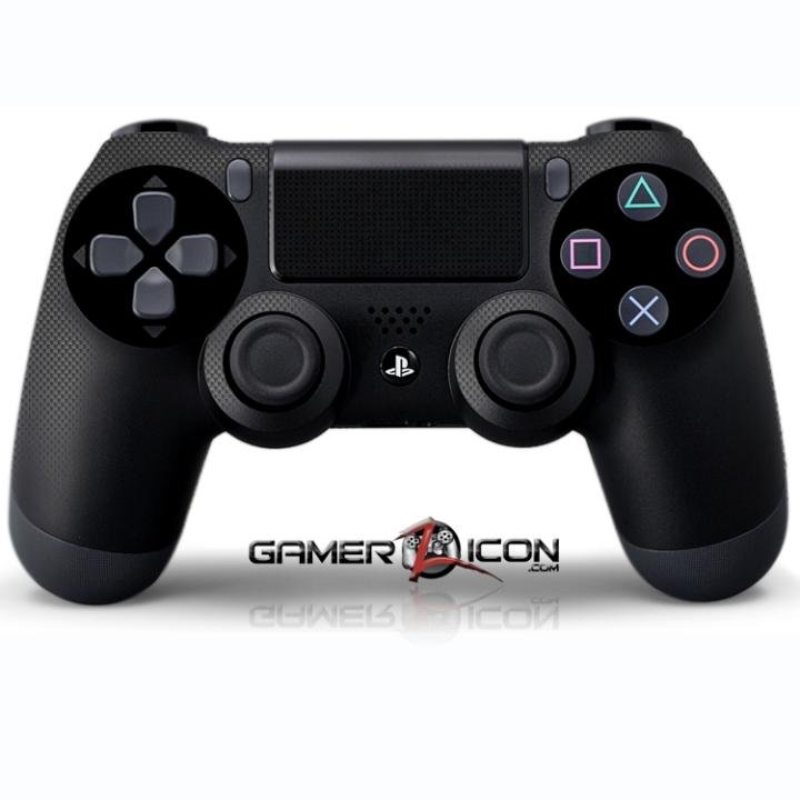 PS4 Carbon Fiber Controller