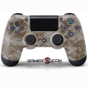 PS4 Desert Digital Camo
