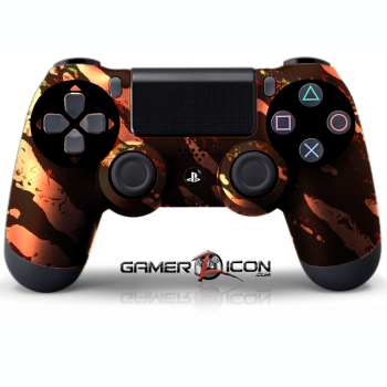PS4 Savage Gold Controller