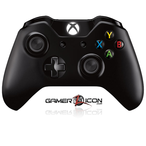 Xbox One Black Rapid Fire Controller