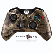 Brown Leaf Camo
