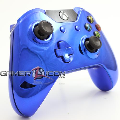 Chrome Blue 2