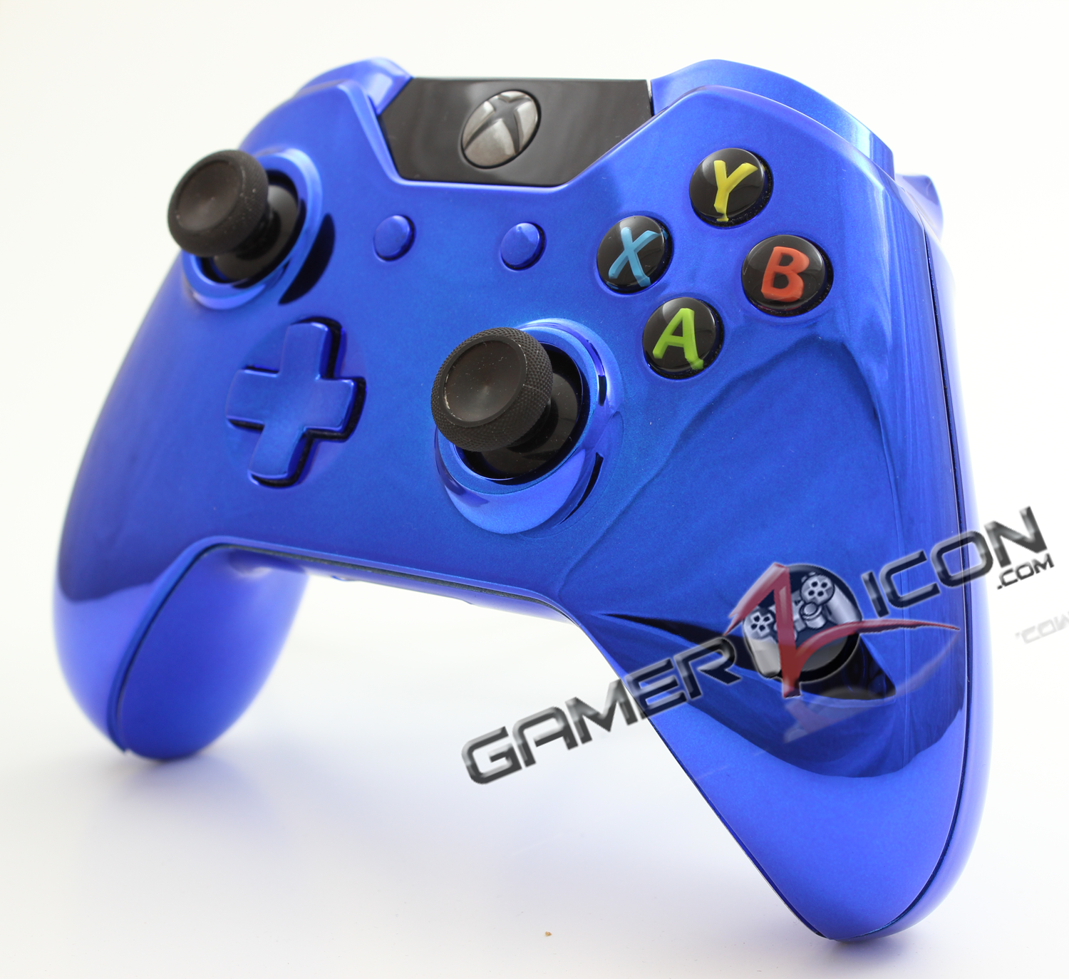 Xbox One Chrome Blue