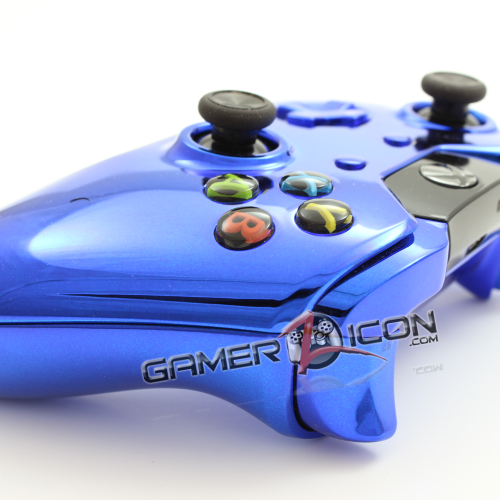 Chrome Blue 5