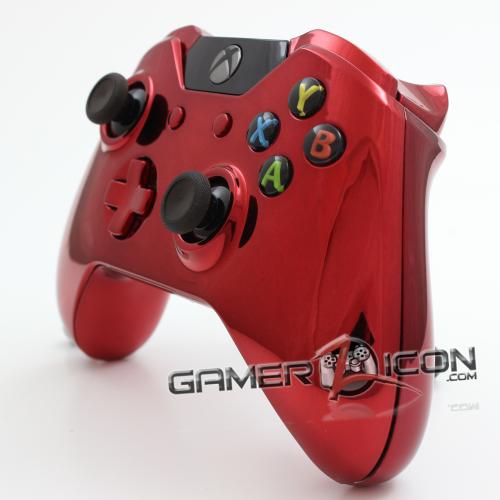 Chrome Red 2