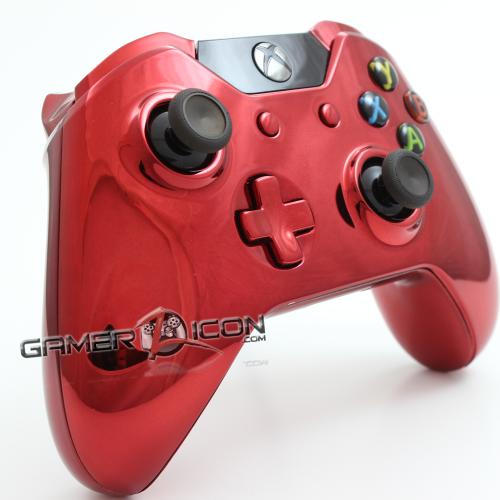 Chrome Red 3