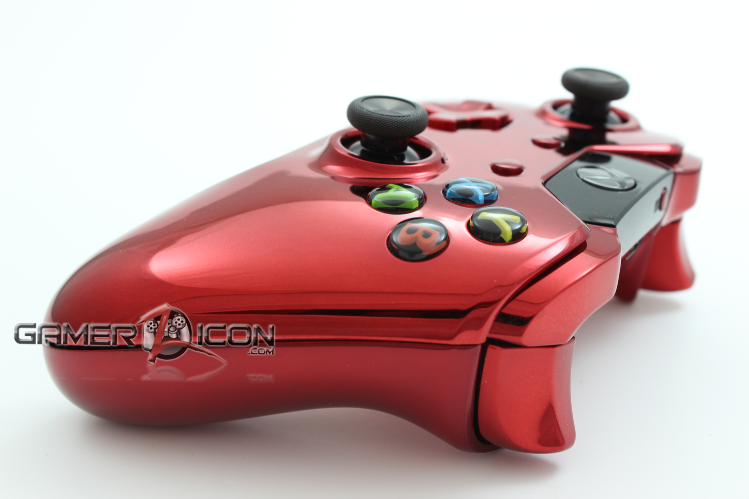 Xbox One Chrome Red