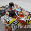 Xbox One Sticker Bomb Hydrodipped Controller